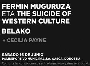 Fermín Muguruza Eta The Suicide Of Western Culture + Belako