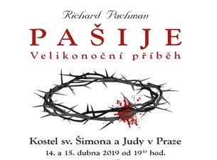 Richard Pachman: Pašije - Velikonoční příběh