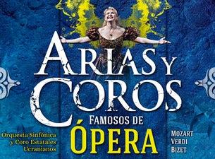 Arias y Coros Famosos de Ópera