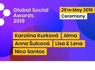 Galavečer Global Social Awards