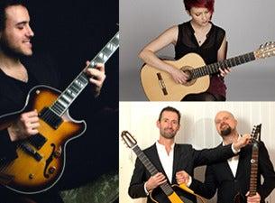 Gitarrfest på Dunkers kulturhus