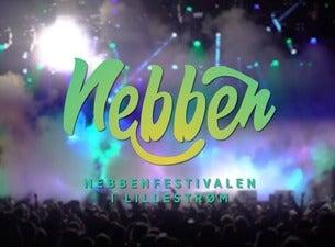 Nebbenfestivalen 2019 - Lørdagspass