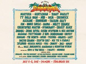 33rd Summerjam Festival