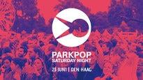 Parkpop Saturday Night