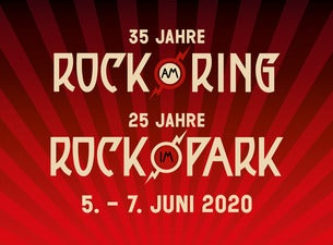 Rock am Ring 05.-07.06.2020 / Green Camping & Parking Ticket