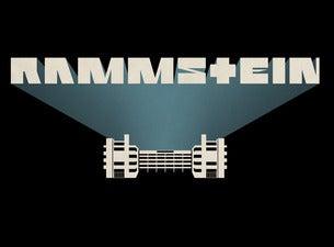 Rammstein - VIP-PAKKE