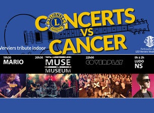 Concerts vs cancer