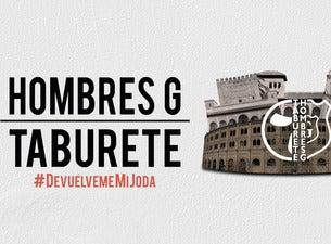 taburete y hombres g barcelona