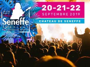 Seneffe Festival 2019 - Pass 3 days