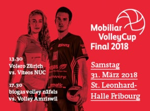 Mobiliar Volley Cup Final