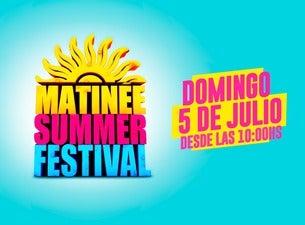 Matinee Summer Festival 2020