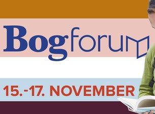 BogForum 2019 - LØRDAG