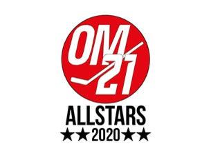 OM21 Allstars - Malmö Redhawks på Malmö Isstadion