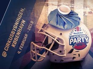 Nordicbet Super Bowl Party