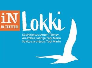 IN-TEATTERI. Lokki
