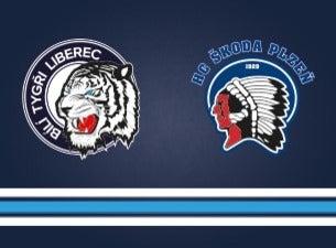 Bílí Tygři Liberec - HC Škoda Plzeň