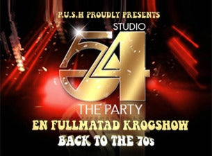 STUDIO 54: THE PARTY