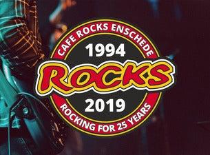 25 Jaar Café Rocks