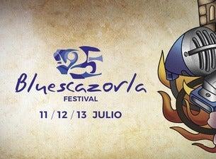 Bluescazorla Festival