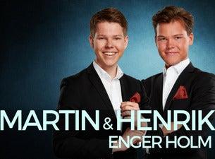 Martin Og Henrik Enger Holm