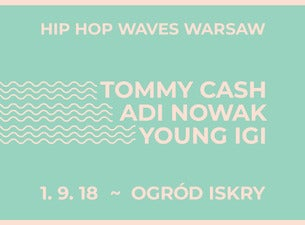 Hip Hop Waves Warsaw
