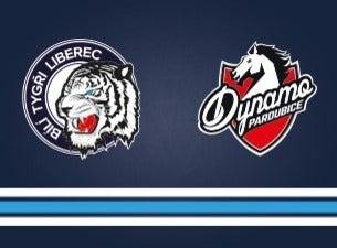 Bílí Tygři Liberec - HC Dynamo Pardubice
