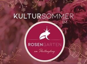 Kultursommer im Rosengarten