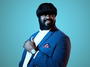 Gregory Porter | Business Seats