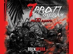7 proti Thébám - RockOpera