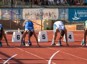 Juegos Mediterráneos - Atletismo