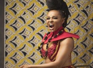 Yemi Alade Black Magic Tour