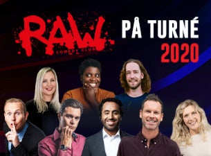 RAW PÅ TURNÉ