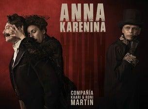 COMPAÑÍA KAARI & RONI MARTIN: ANNA KARENINA