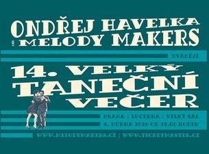 Ondřej Havelka & Melody Makers - 14. velký taneční večer