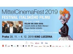 Italia Arte Fest Film Music FELLINI 100