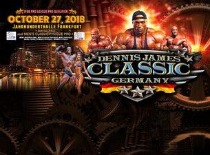 Dennis James Classic - Vorwahl