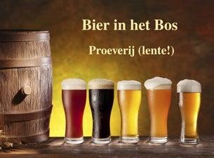 Bier in het Bos