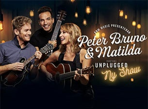 Peter, Bruno & Matilda - (nästan) Unplugged