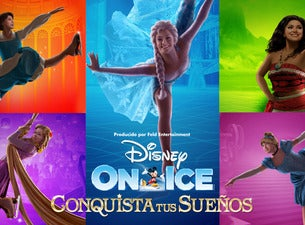 Disney On Ice, Conquista Tus Sueños