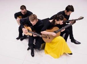 Erlendis Quartet og Quartet Vela