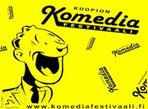 Komediafestivaali: Saariluoma, Patronen, Wool, Eirtovaara, Byrne