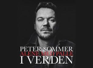 Peter Sommer Alene med Palle i verden