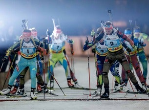 Biathlon World Team Challenge auf Schalke