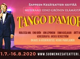 TANGO D'AMORE - MUSIKAALI EINO GRÖNIN ELÄMÄSTÄ