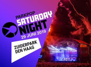 Parkpop Saturday Night