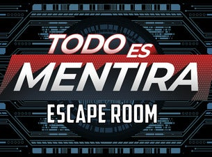 Todo Es Mentira Escape Room