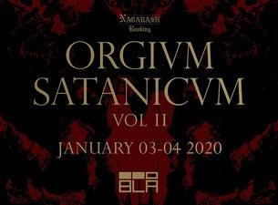 Orgivm Satanicvm