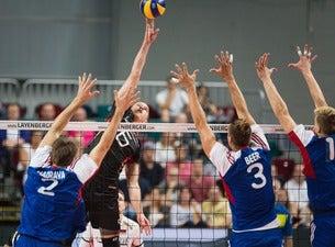 Volleyball Länderspiele