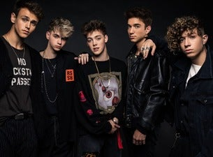 Why Don't We (US) - FÅ BILLETTER