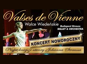 Walce Wiedeńskie - Koncert Noworoczny